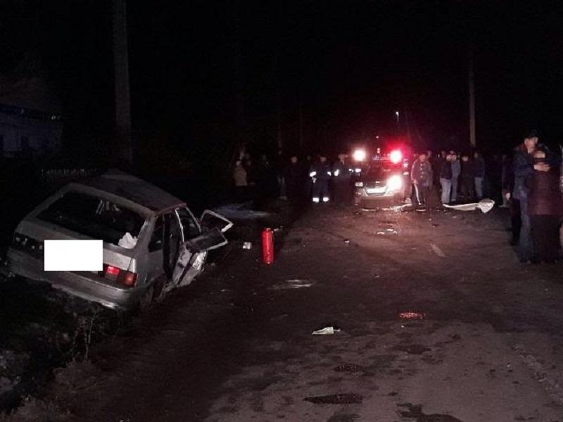 Три человека погибли идвое пострадали вДТП наСтаврополье