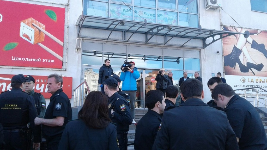 4 ТЦвСтавропольском крае закроют из-за нарушений пожарной безопасности