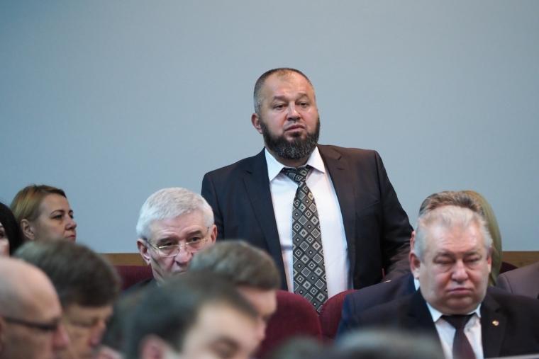 1-ый вице-спикер Совета Федерации прибыл наСтаврополье