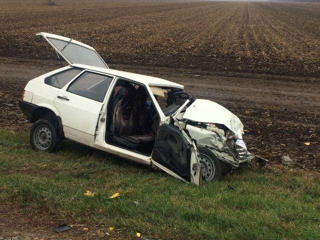 Изобильный: ДТП с фургоном случилось натрассе Ставрополь