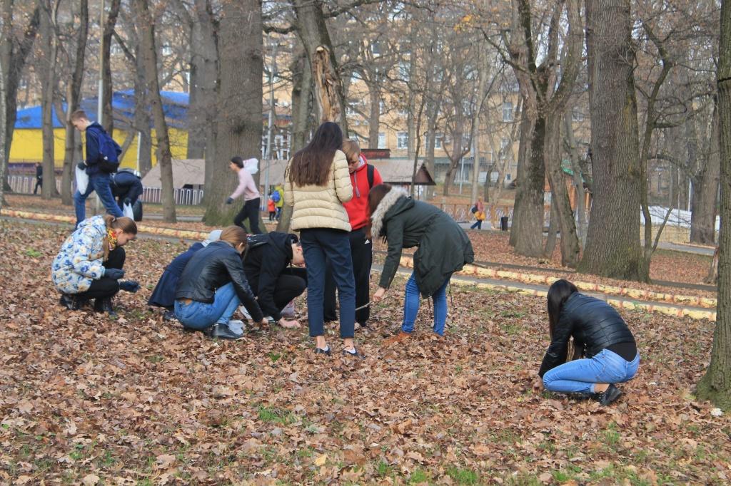 Неменее 100 детей приняли участие вакции «Миллион желудей» вСтаврополе